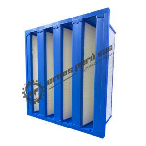"""Filtro Cell V, 4V, Plástico 24""""X24""""X12"""""""